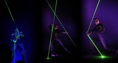 laser men 8