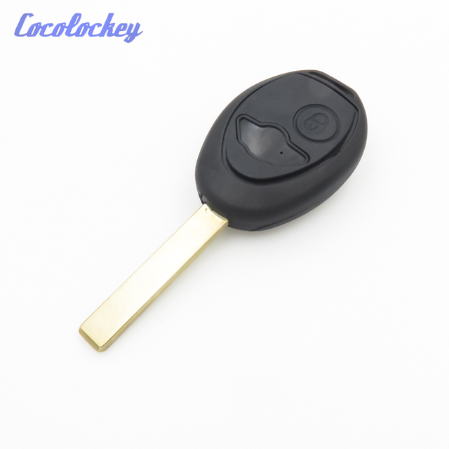 Cocolockey Keyless Enter Remote Key Replacement Shell Case Fob 2