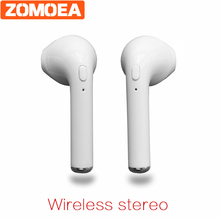 Best Buy ZOMOEA Subwoofer headset Wireless Bluetooth 4.1 Earphone Sport Running Headphone Super Bass Headset Earbuds With Mic for iphone