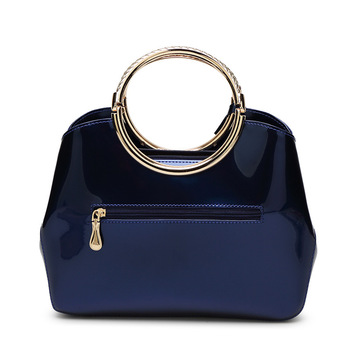 High Quality Patent Women Bag Ladies Shoulder Bags Handbags 1