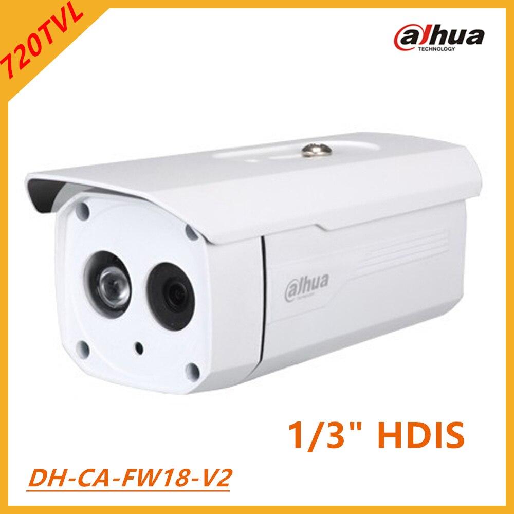 ФОТО Dahua 720TVL Analog CCTV Camera DH-CA-FW18-V2 Super night vision IR CUT 1/3