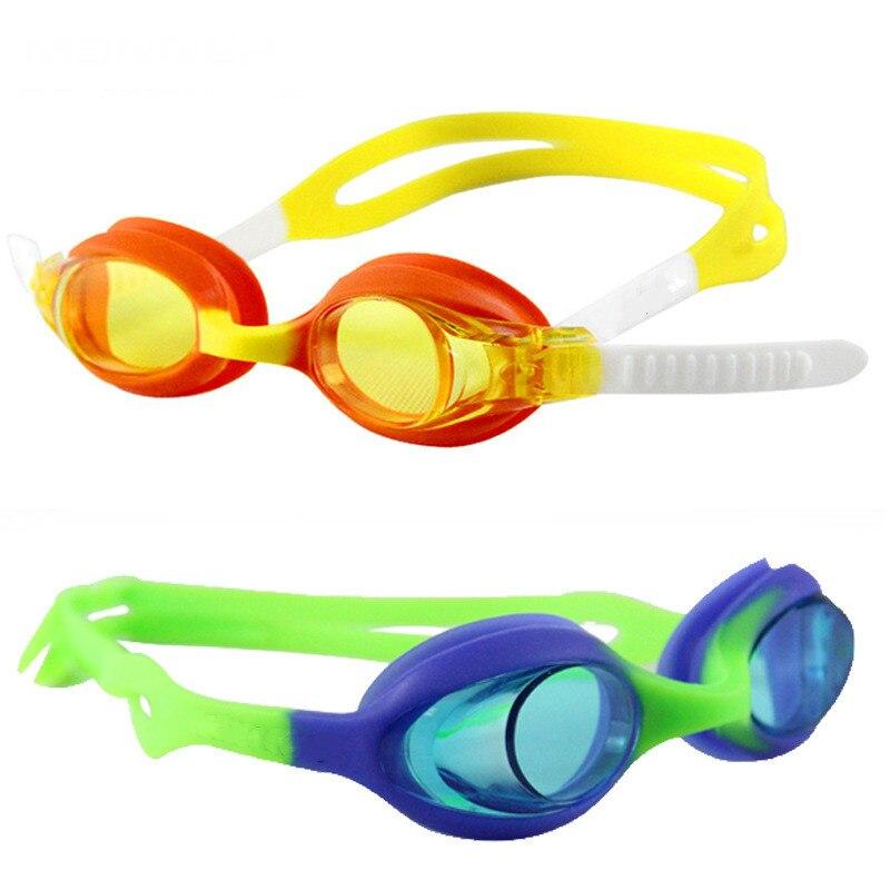 Children swimming goggles swimming goggles anti fog HD diving swimming goggles leisure swimming goggles cross border
