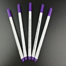 8 adet Dikiş Araçları Kalem Hava Silinebilir Kalem Kolay Silin Suda Çözünür Kumaş işaretleyici kalem Geçici Işaretleme Yerine Terzi 'ın tebeşir