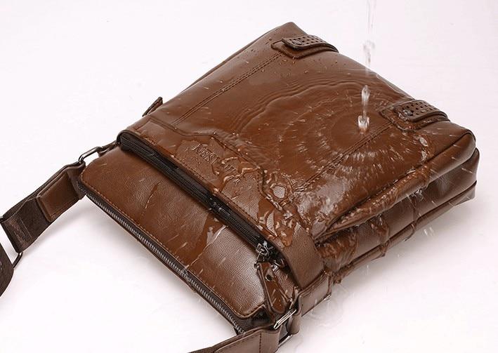 HTB1vp7KaLfsK1RjSszbq6AqBXXae men bag shoulder leather messenger bag men leather briefcase Antifreeze shoulder bags for men bussiness bag mens office bags