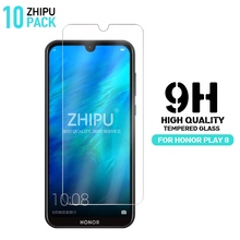10 Pcs Tempered Glass For Huawei honor play 8 Screen Protector 2.5D 9H Premium Honor