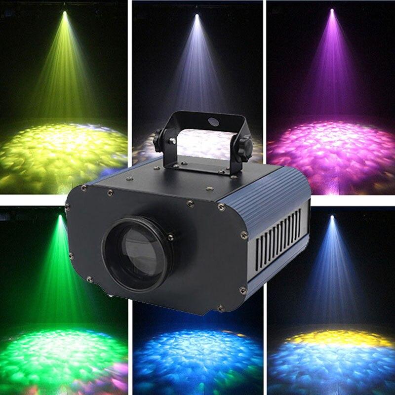 LED efecto ola de agua proyector con ondas 30 W/50 W Led Luz de escenario para Disco Fiesta de DJ Show Home Leisure KTV fondo Sensor de movimiento PIR, luz Solar 100LED, control de luz Solar de 3 lados, luz de calle, sendero, jardín, hogar, lámpara de energía Solar, luz de pared