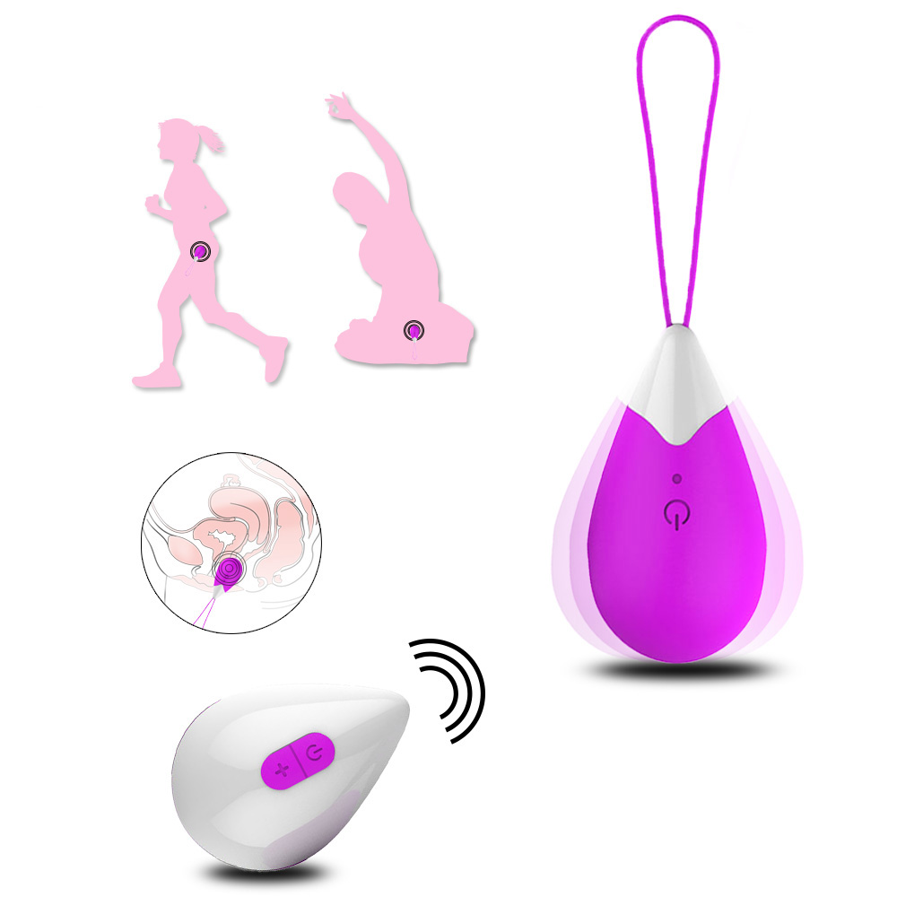 10 Speed Remote Control Vibrating egg Vaginal Tighten exerciser Balls Vibrator Kegel Balls Ben wa ball Adult Sex Toys For Women vaginal balls wireless remote control vibrator sex toys for women kegel muscle exerciser balls vaginal adult sex toys for couple