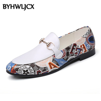 2019 hot sale plus size male shoe new white business formal shoes men leather soft bottom mens dress shoes oxford loafers men