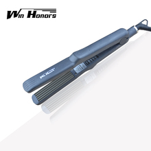 Sale High Quality Fast hair straightener Nano Titanium Plates Professional Hair Straightener Iron 110-240V Hair Iron Styling Tool