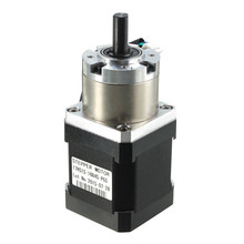 Extruder Gear Stepper Motor Ratio 5:1 Planetary Gearbox Nema 17 Step Motor for OSM Geared For 3D Printer Best Price