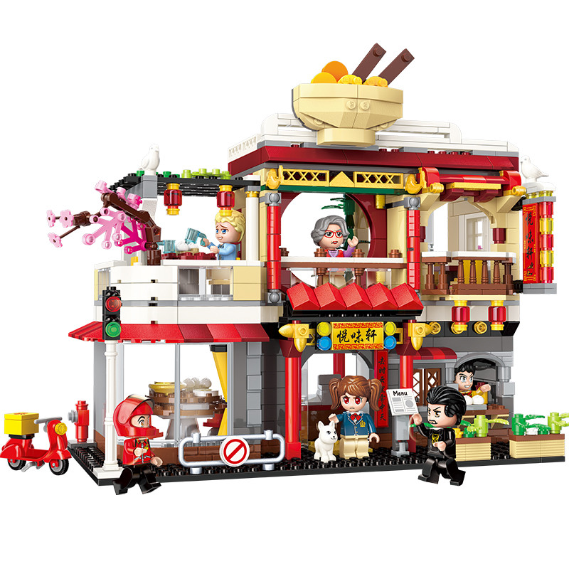 Building Blocks Compatible with Lego Enlighten E1137 796P Models Building Kits Blocks Toys Hobby Hobbies For ChlidrenBuilding Blocks Compatible with Lego Enlighten E1137 796P Models Building Kits Blocks Toys Hobby Hobbies For Chlidren