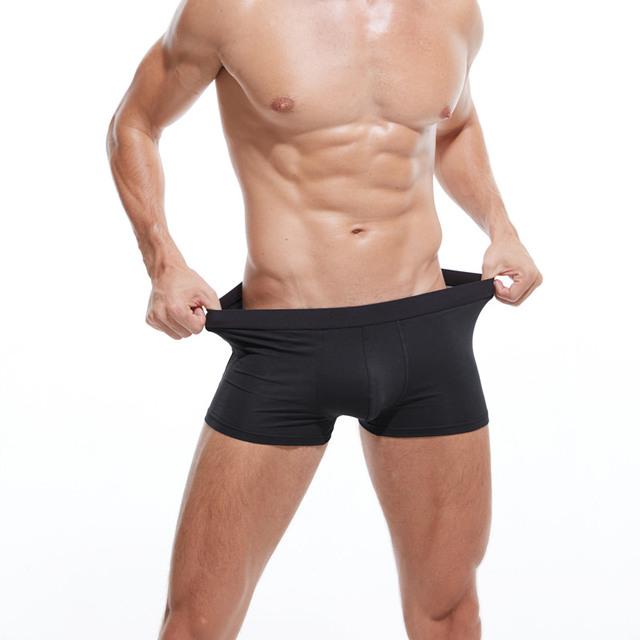 Cotton Men's Underwear Boxers