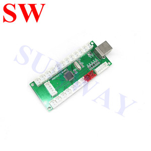 Image 5 - 2 игрока DIY аркадные наборы с USB кодировщиком PC Zippy джойстик с овальным шаром + кнопки + провода жгута для Android/ Raspberry Pi