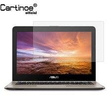 Cartinoe 14 дюймов Защитная плёнка для экрана ноутбука для Asus Vivobook F441/E403na ноутбук Универсальный Hd кристально чистый Lcd Защитная пленка 2 шт