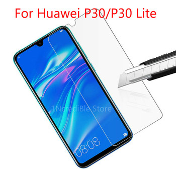 Protective Glass For huawei p smart 2019 Glass on the For Huawei P20 P30 Lite P 20 30 Lite Pro Tempered Screen Protector Glass image