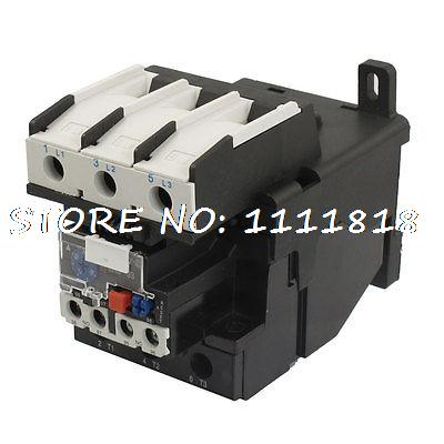 цена на Plastic Housing Motor Protector Thermal Overload Relay 63A-80A