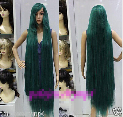 Anime Party Peluca New Cosplay dark green mixed long straight women wig 150cm for women wig newly solid brass oil rubbed bronze 3pcs bathroom sink basin faucet mixer tap dual ceramics handle three holes deck mounted