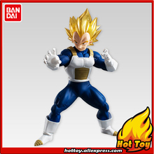 "100% Original BANDAI Tamashii Nations STYLING Vol.5 PVC Toy Figure – Super Saiyan Vegeta from ""Dragon Ball Z"""