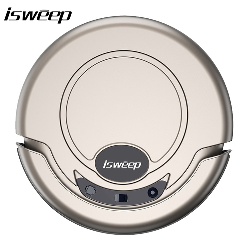 New arrival Ultra Thin Intelligent Vacuum Cleaner Sweep Floor Robot Vacuum Cleaner with Strong Suction Super Quiet Design vbot t272 robot vacuum cleaner home household 500pa power suction sweep machine for pet hair with remote control and mop