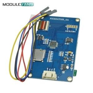 """Image 5 - 2.8 """"Nextion inteligentny Panel wyświetlacza HMI dla Arduino Raspberry Pi 2 A + B + zestawy USART UART szeregowy dotykowy TFT LCD"""