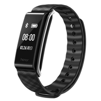 Original Huawei Honor Band A2 Smart Wristband 0.96″ OLED Screen Heart Rate Monitor Show Message End Call IP67 Black Color Smart Wristbands