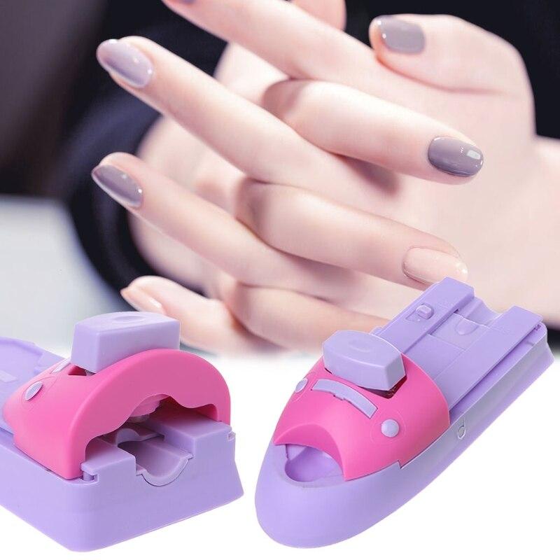 Nail Art Printer: Nail Art Printer Easy Printing Pattern Stamp Manicure
