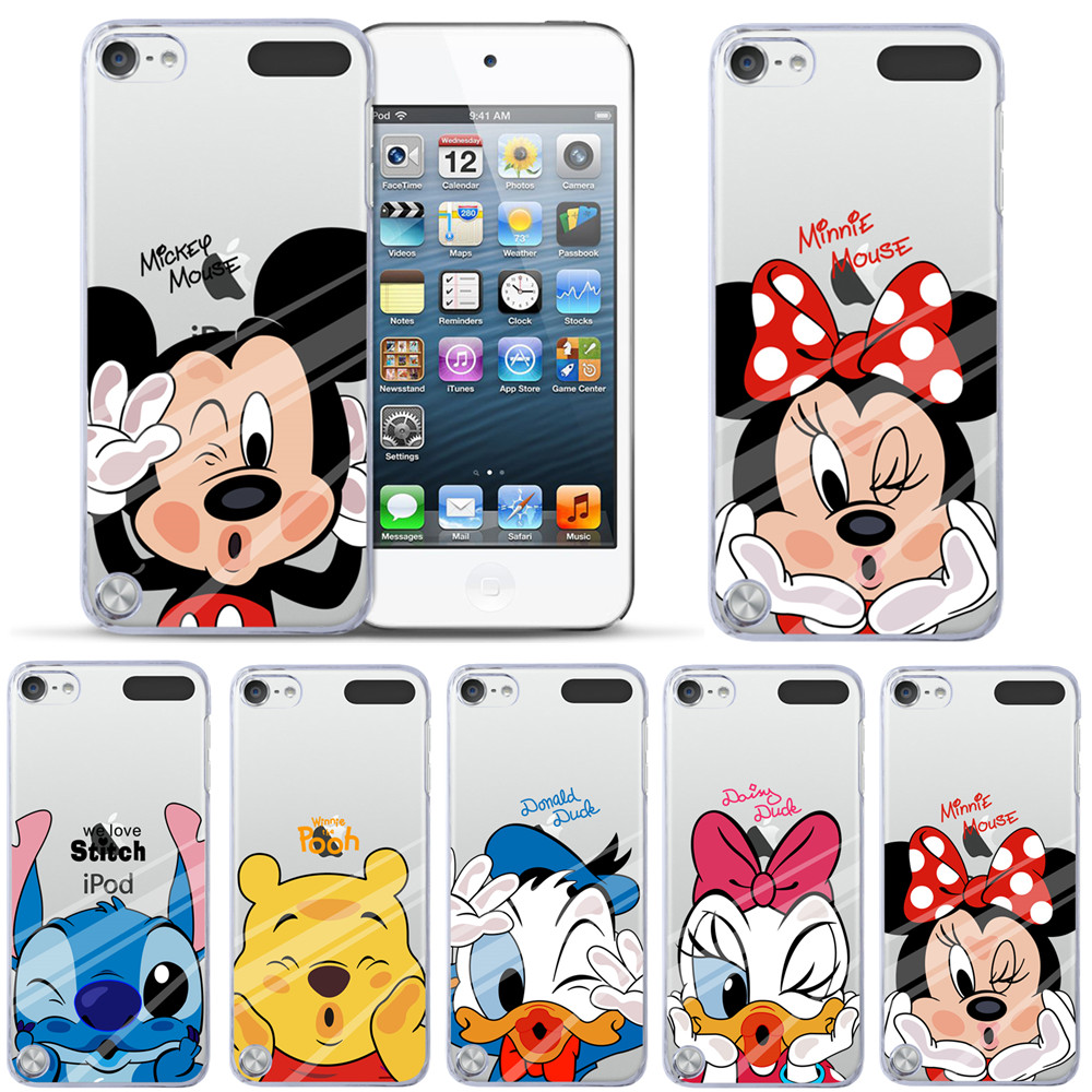 for-fontbipod-b-font-touch-5-case-mickey-minnie-pooh-daisy-duck-painted-for-fontbapple-b-font-fontbi