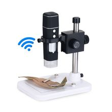 1000X WIFI mikroskop cyfrowy bezprzewodowy WIFI telefon komórkowy mikroskop elektronowy USB cyfrowy mikroskop z aparatem do kontroli PCB