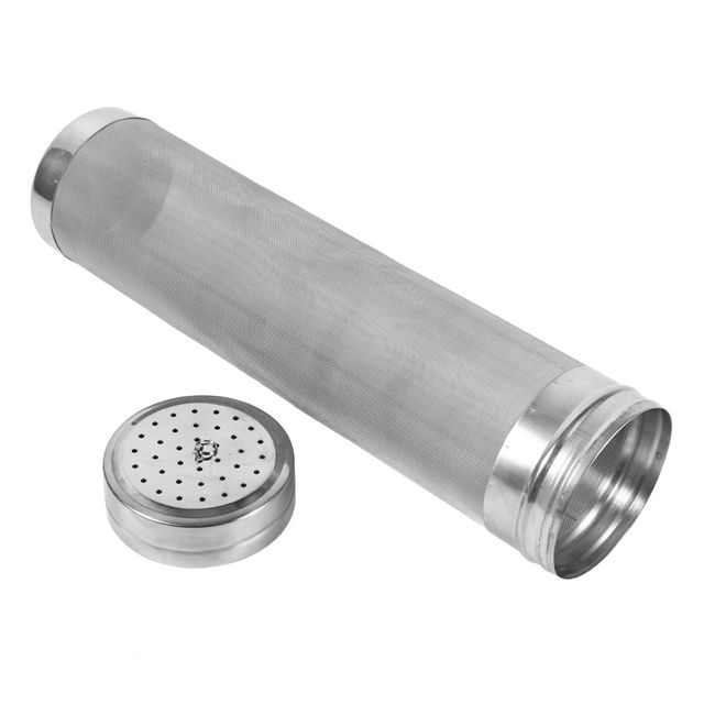 Stainless Steel Beer & Wine Making Tools Brewing Filter Hop Spider Strainer Homebrew Barrel Dry Hopper Home Accessory Hop Mesh