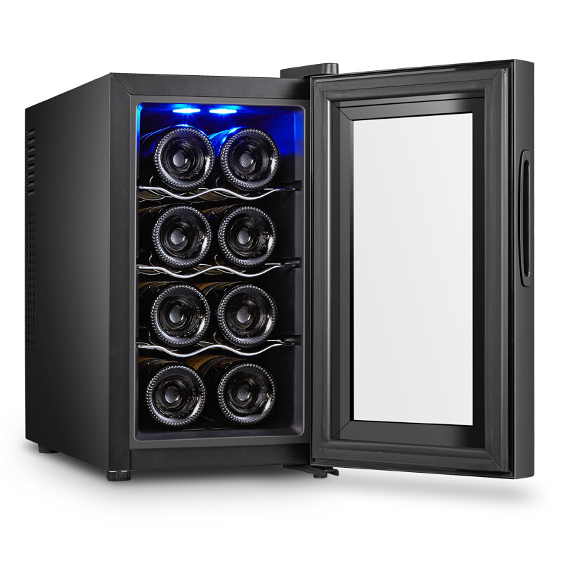 4 Layers Large Capacity 8 Red Wine Cabinets Constant