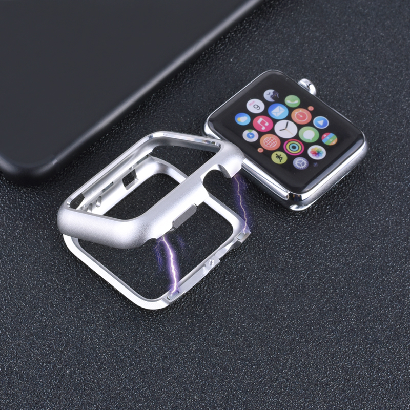 Magnetic Adsorption Case for Apple Watch 39