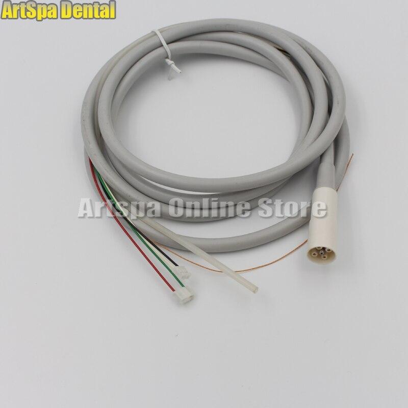 Купить с кэшбэком Dental Scaler Detachable Cable Tube Tubing for EMS WOODPECKER Ultrasonic Scaler