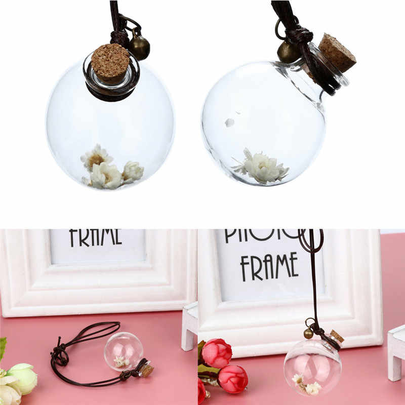 kongyide Car Hanging Ornament Car Perfume Clear Plastic Bottle for Air Fresheners Auto Car Styling Pendant  mar13