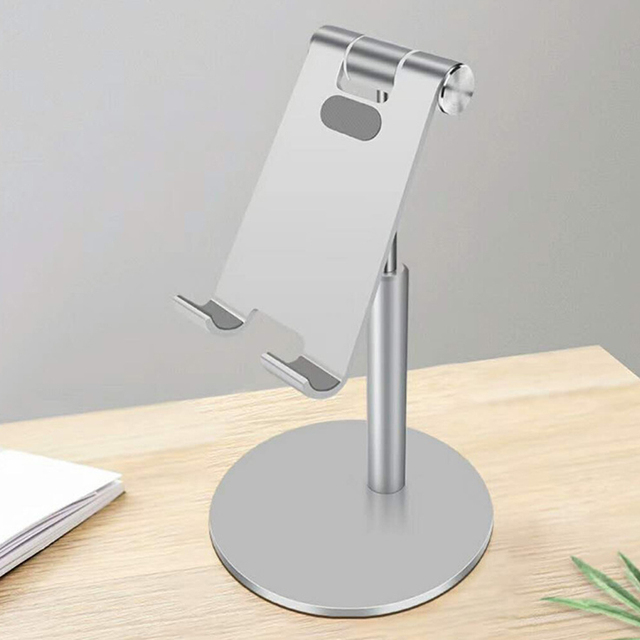 Adjustable Metal Phone and Tablet Holder