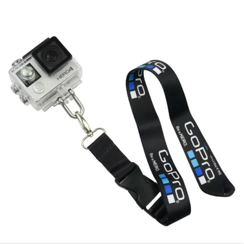 2pcs Camera Silver Steel Hand Rope Lanyard Hand Wrist Strap for Gopro SJ