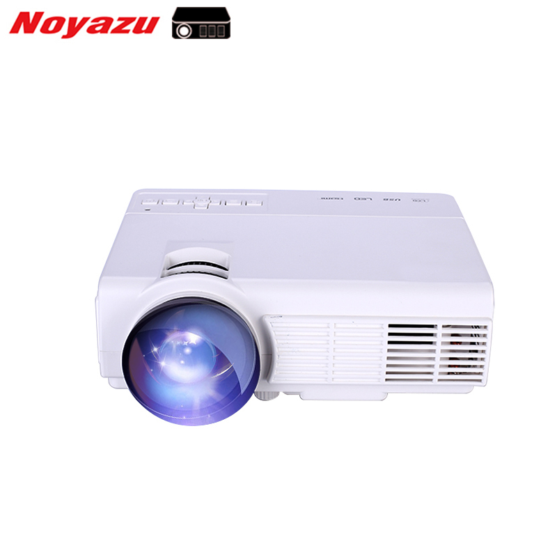 все цены на  Noyazu Mini LED Android Projector 1800 Lumens TV Home Theater Support Full HD 1080p Video Media player Hdmi LCD 3D Beamer  онлайн