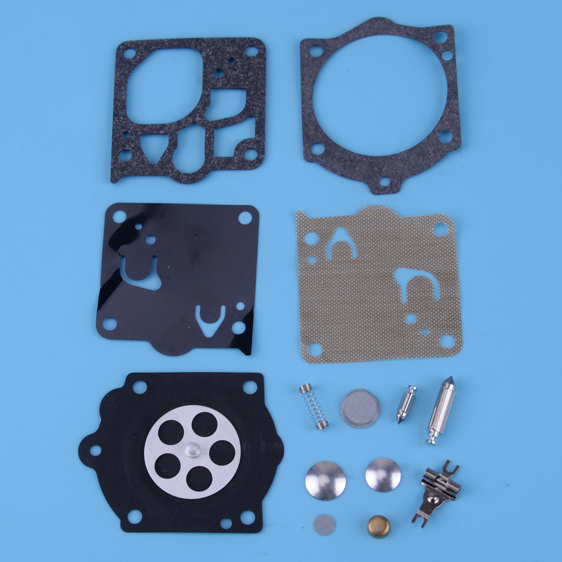Carburetor Carb Rebuild Repair Kit Gasket Diaphragm Fit For Stihl 066 050 051 056 064 076 MS660