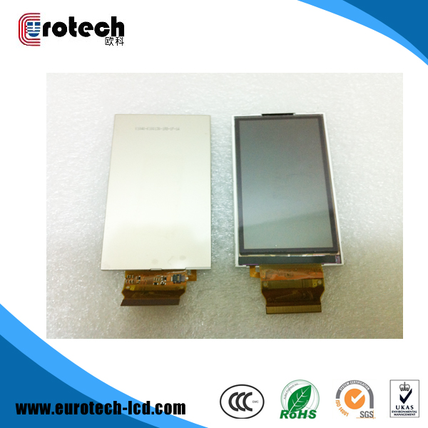 3.0 inch LQ030B7UB02 for Handheld Device LCD