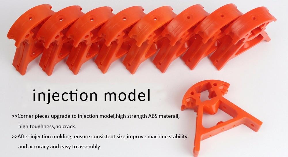 3d printer injection model