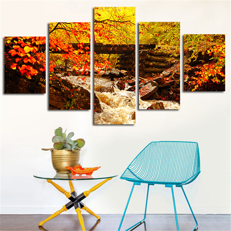 Wall Art Posters compare prices on autumn leaves poster- online shopping/buy low