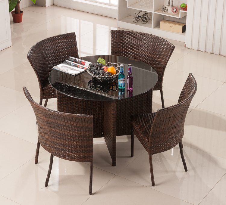 Cheap Wicker Chair: Cheap Price Aluminum Wicker Furniture Outdoor-in Living