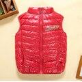 children's clothing down cotton coats vest clothes Children's Vests for girls vest for boy kids vest warm Jackets for children