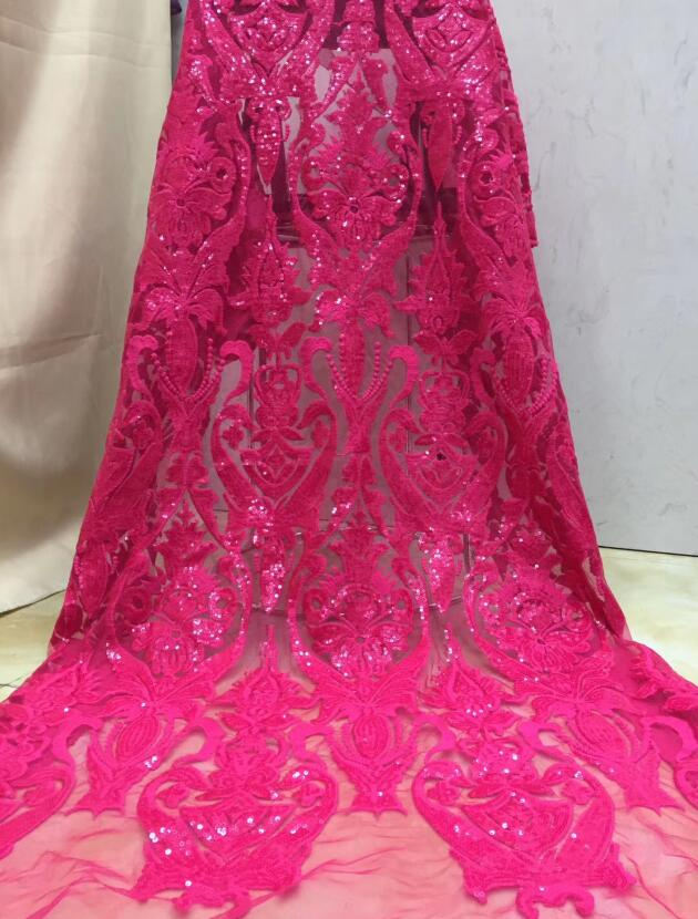 top quality CiCi 12 2504 french lace fabric african lace fabric with embroidery mesh tulle fabric