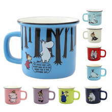 9 Style Lovely Little My Moomin Cartoon Coffee Cup Mug Milk Tea Water Breakfast Copo Caneca Teacups Mini Cups Gifts For Lover