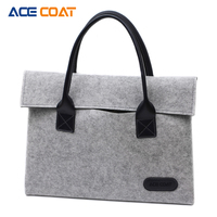 ACECOAT Universal Laptop Briefcase With Liner Sleeve Macbook Air Pro Casual Business Portable KUMON Bag Notebook