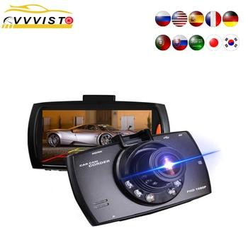Full HD 1080P Auto Dash Cam Dashcam Dashcamera Car DVR Dash Camera For Car DVR Recorder Video Registrator Mini Avtoregistrator