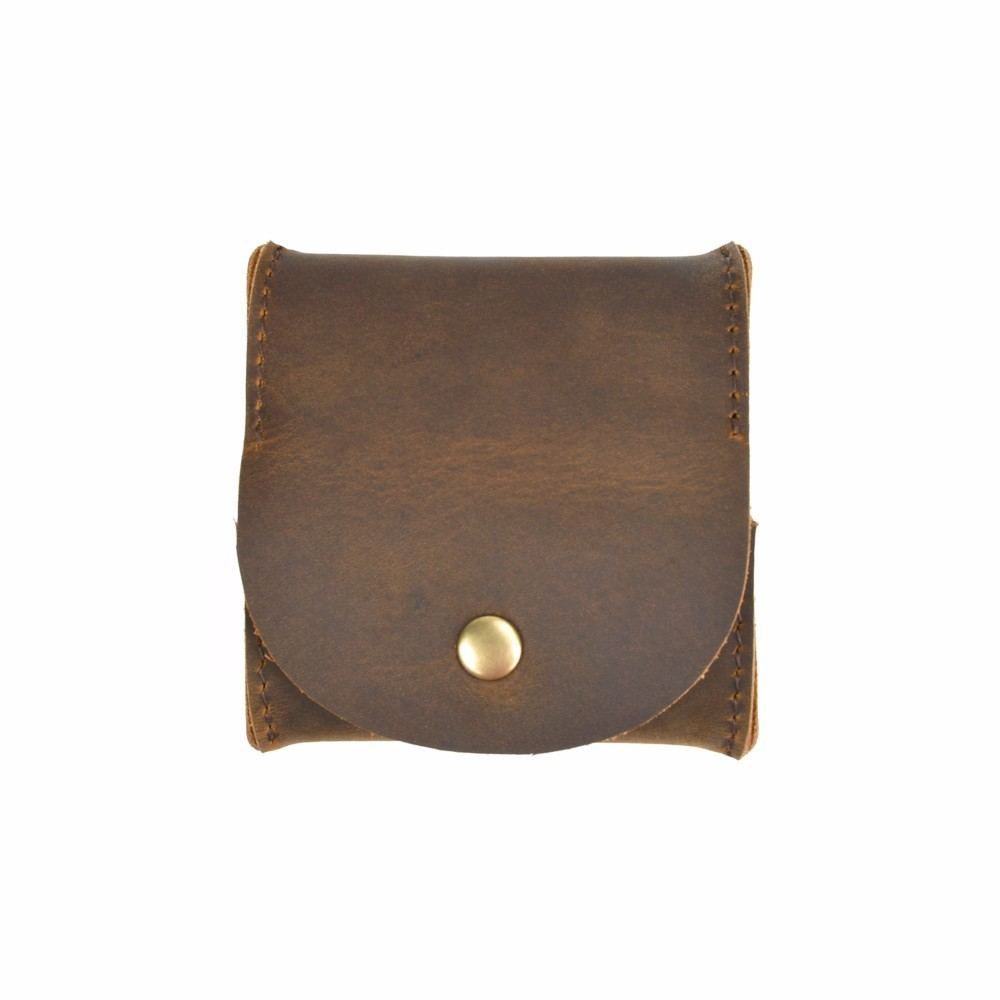 Echtes Kuh Leder Geldbörse Mini Kleine Brieftasche Weibliche Echt Kuh Leder Vintage Design Individuation Männer Frauen Münze Tasche
