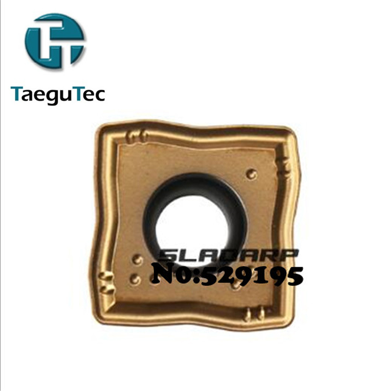 Original TaeguTec Insert SOMT11T308-DP TT9080 SOMT11T308 SOMT 11T308 Carbide Inserts Lathe Cutter Tools For Turning Tool Holder