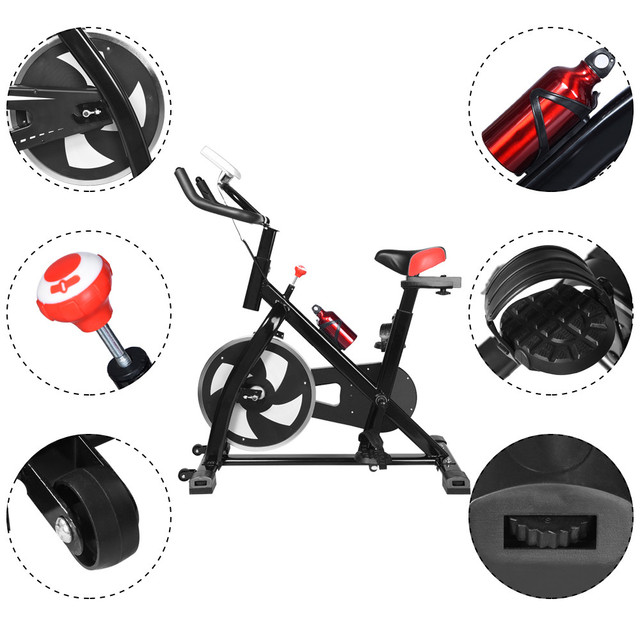 Indoor Spinning Bicycle  5