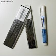 Busbar-Wire-2meters Solar-Cells Tabbing-Wire Connect 0 for Soldering Pv-Ribbion Flux-Pen